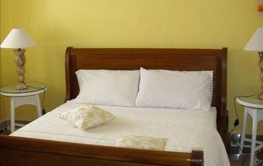 """Location de vacances - Villa à Maho - Chambre """"Gauguin"""""""