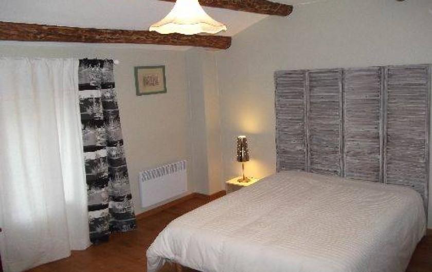 Location de vacances - Mas à Malaucène - chambre  2