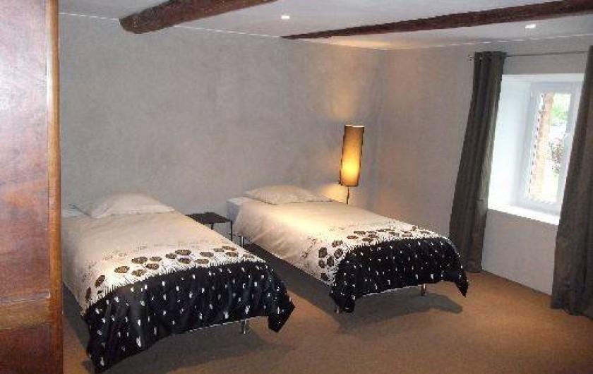 Location de vacances - Mas à Malaucène - chambre  1