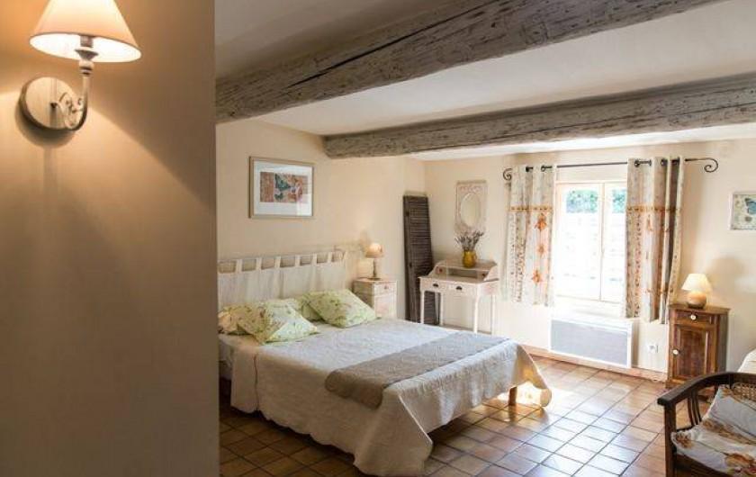 Location de vacances - Chambre d'hôtes à Chantemerle-lès-Grignan