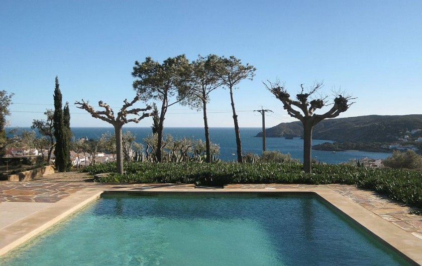 Demeure de caract re cadaques l 39 alt empord for Cadaques location maison piscine