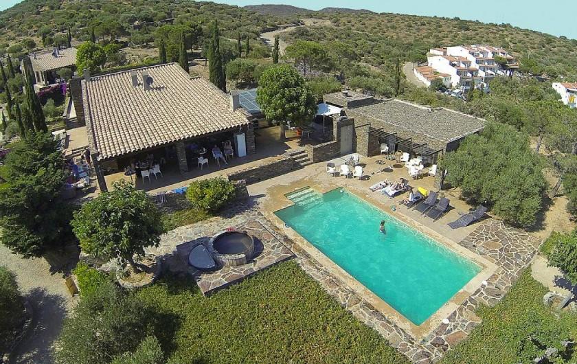 Villa avec spa cadaques l 39 alt empord for Cadaques location maison piscine