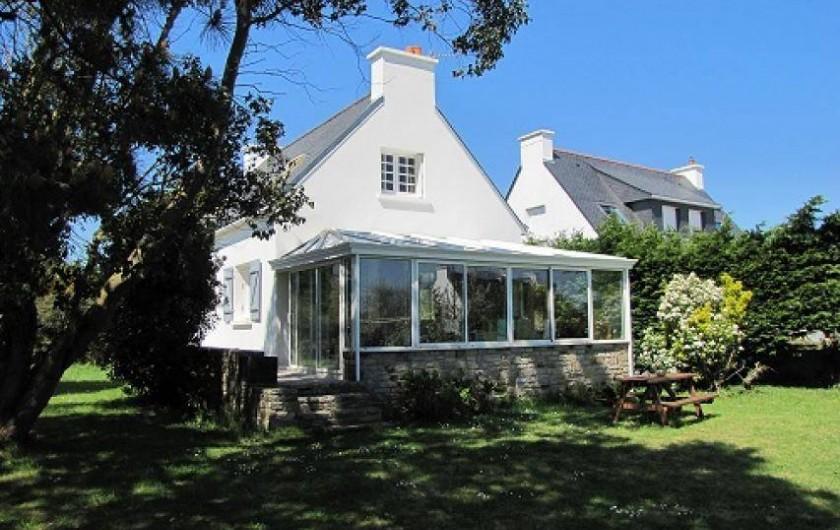 Location de vacances - Villa à Plouhinec - Le jardin