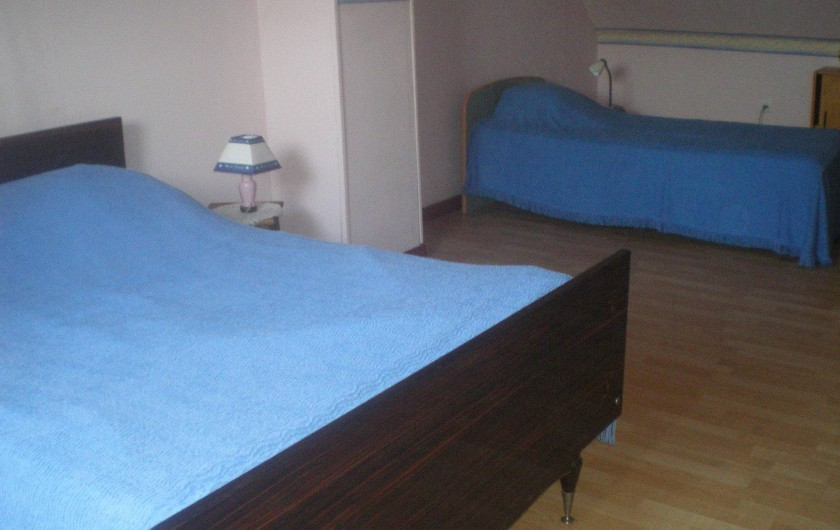 Location de vacances - Villa à Friville-Escarbotin - chambre 5