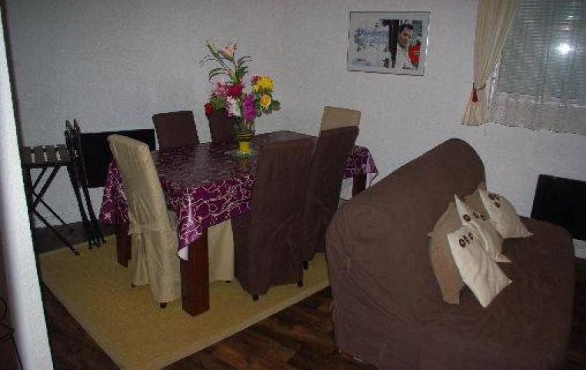 Location de vacances - Studio à La Mongie