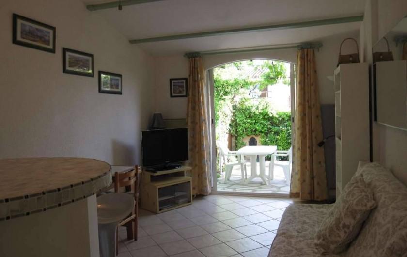 Location de vacances - Mas à Saint-Tropez
