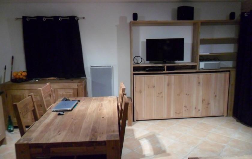 Location de vacances - Appartement à Samoëns