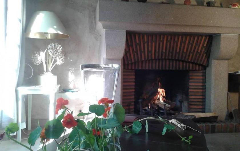 Location de vacances - Gîte à Uchon