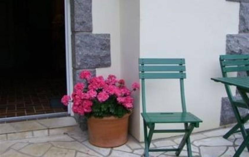 Location de vacances - Chambre d'hôtes à Loc-Brévalaire