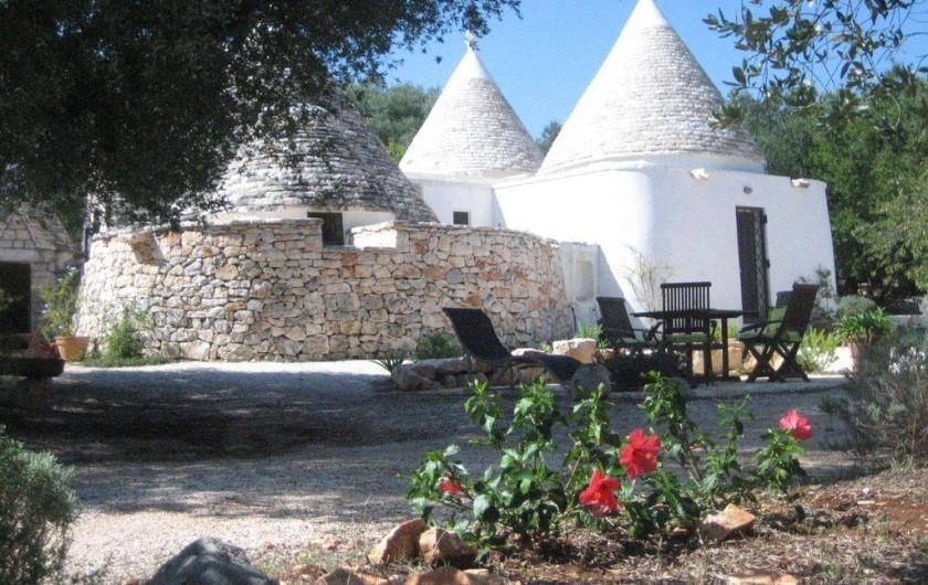 Location de vacances - Maison - Villa à Pascarosa