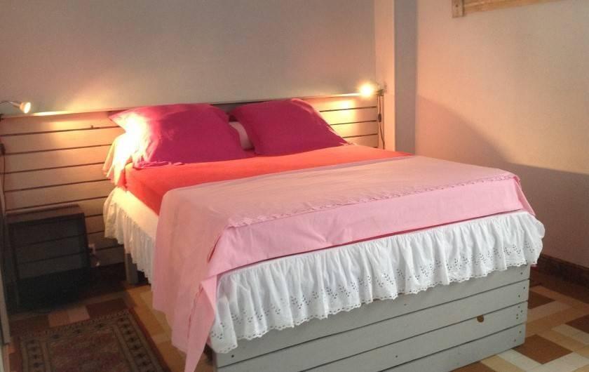 Location de vacances - Appartement à Perpignan - CHAMBRE 1