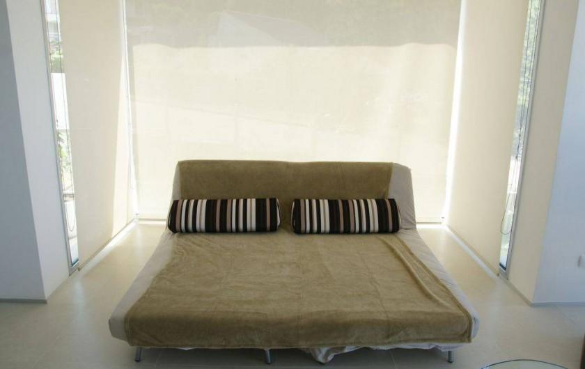 Location de vacances - Appartement à Maldonado - Canapé lit