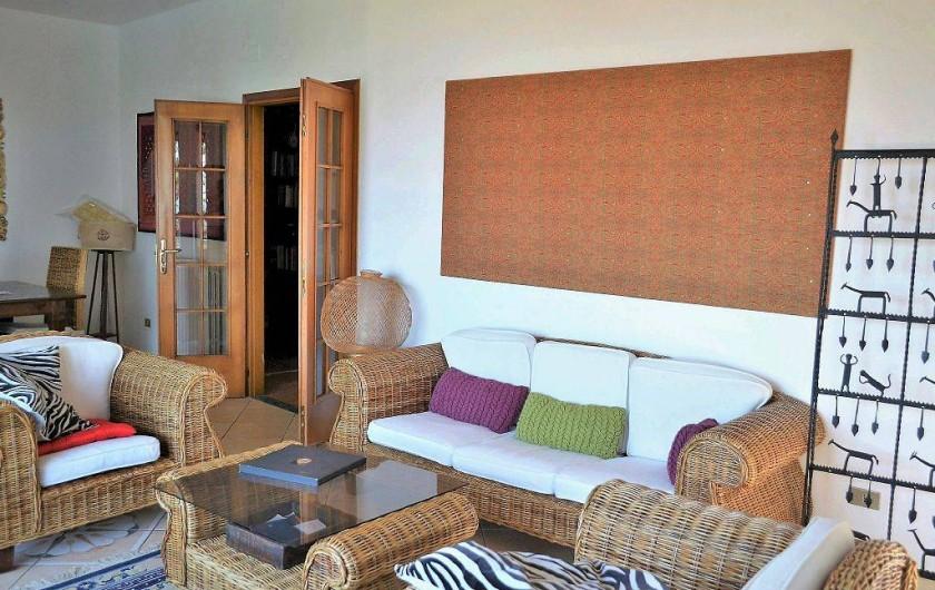 Location de vacances - Villa à Bocale