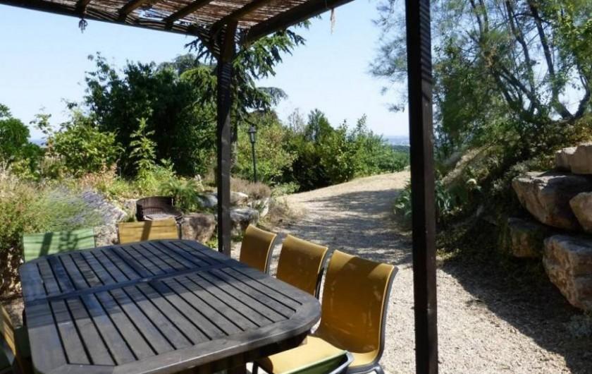 Location de vacances - Gîte à Villié-Morgon