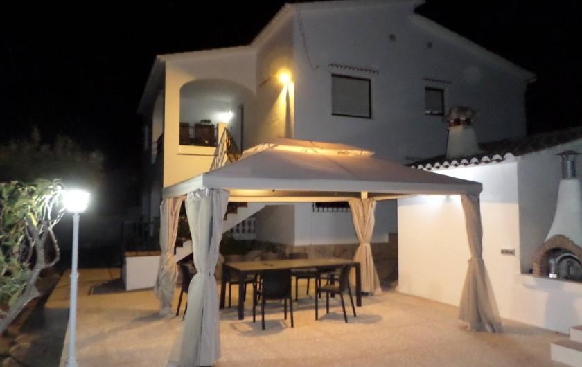 Location de vacances - Villa à Dénia - VILLA NUIT