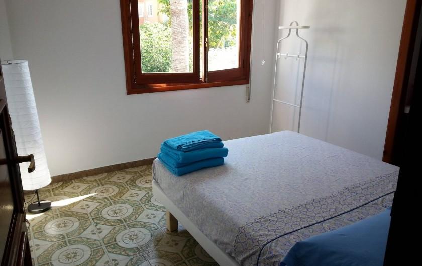Location de vacances - Villa à Dénia - CHAMBRE 3