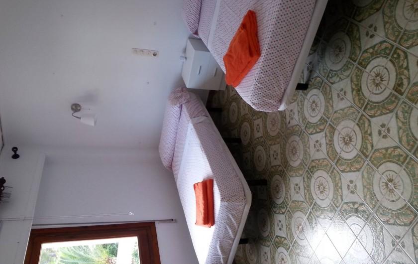 Location de vacances - Villa à Dénia - CHAMBRE 4