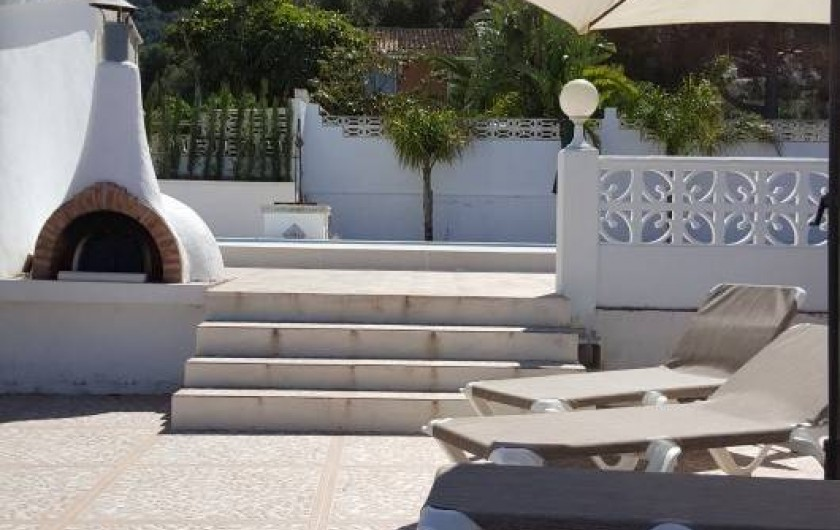 Location de vacances - Villa à Dénia - TERRASSE 2