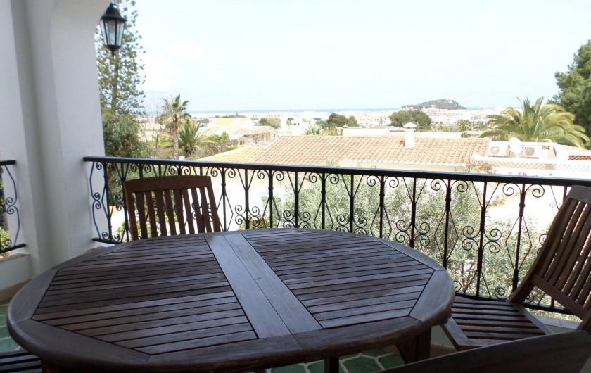 Location de vacances - Villa à Dénia - TERRASSE 3