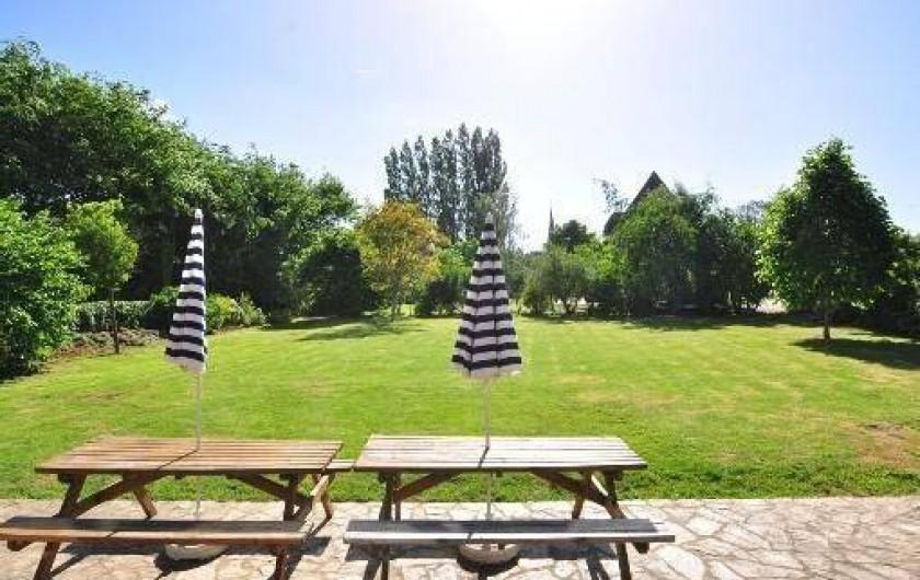 Location de vacances - Maison - Villa à Offranville