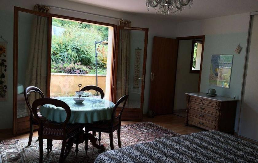 Location de vacances - Villa à Marcillac-Saint-Quentin