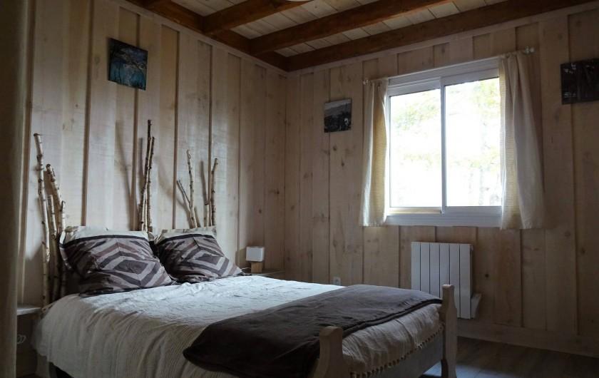 Location de vacances - Maison - Villa à Naujac-sur-Mer - chambre avec vue devant