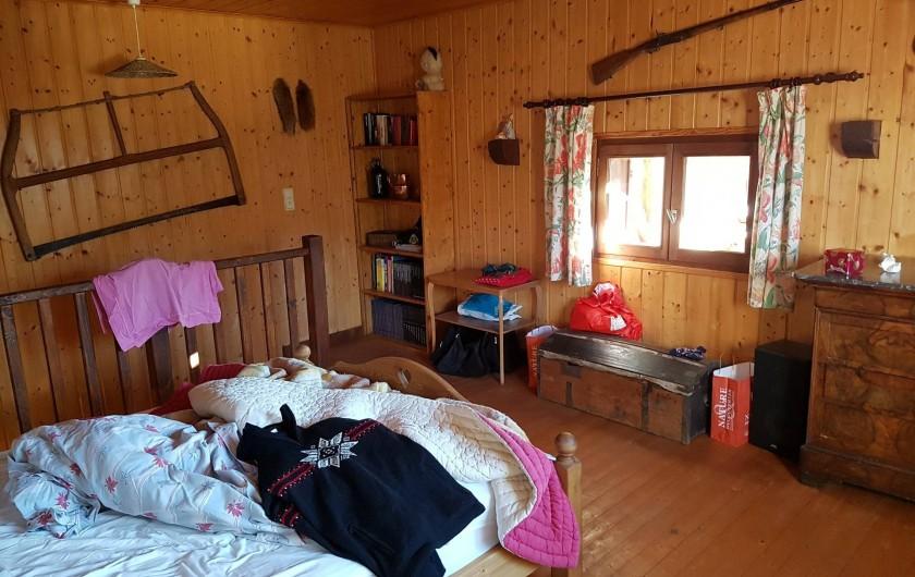 Location de vacances - Appartement à Samoëns - Chambre 1