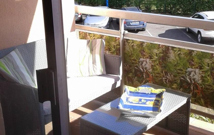 Location de vacances - Studio à Bormes-les-Mimosas