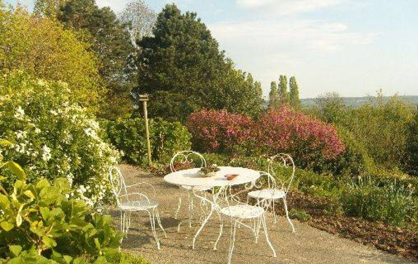 Location de vacances - Villa à Bonneville-sur-Touques