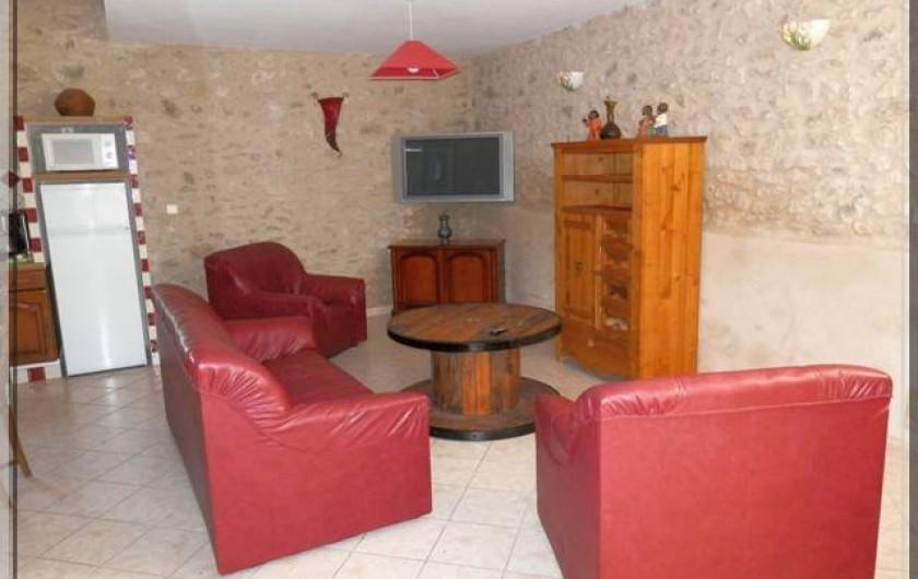 Location de vacances - Gîte à Forcalquier - La remise