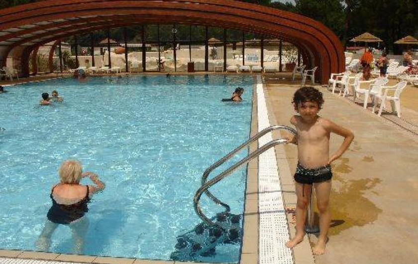 Location de vacances - Camping à Ronce les Bains - La piscine
