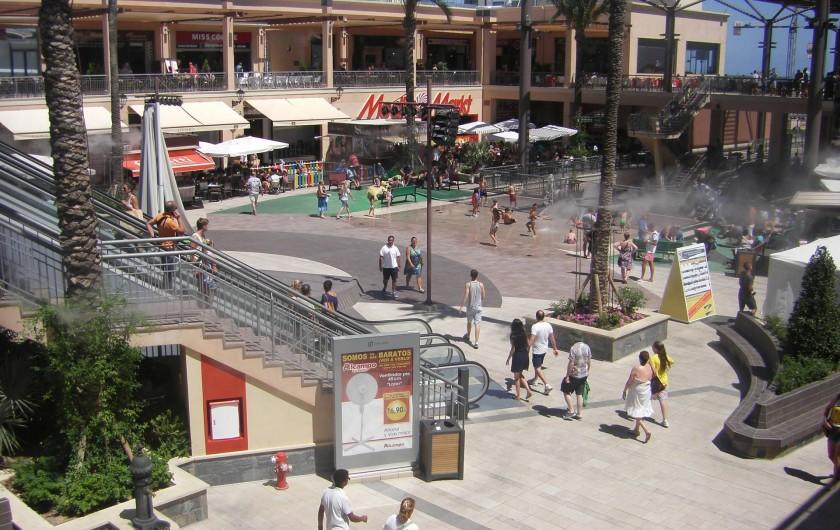 Location de vacances - Appartement à Orihuela - Zenia  Boulevard  centre  commercial