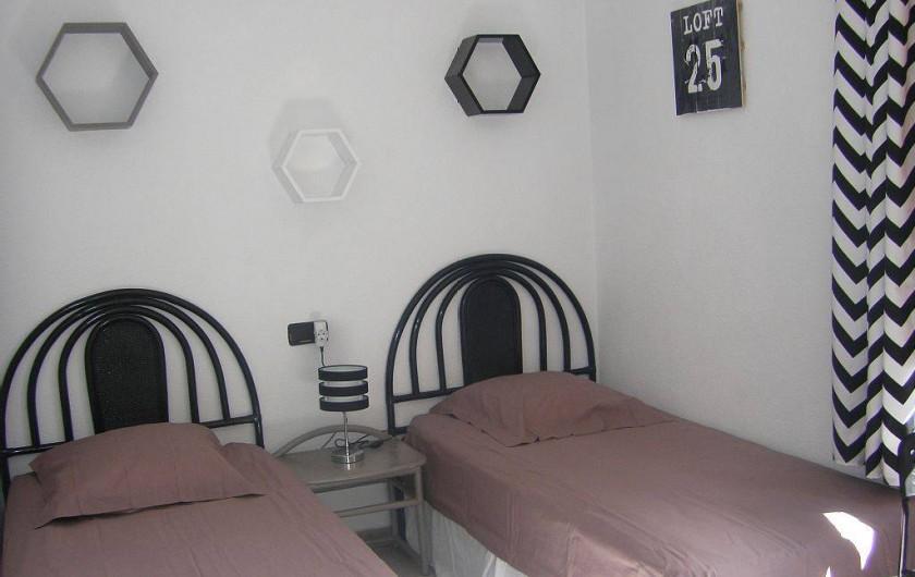 Location de vacances - Appartement à Orihuela - chambre 2