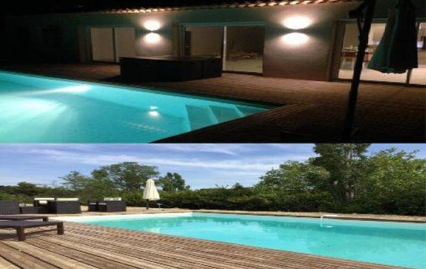 Location de vacances - Villa à Ventabren