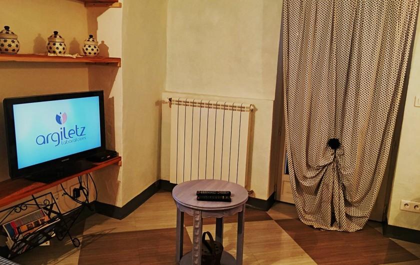 Location de vacances - Studio à Isola - Coin salon (studio 2)