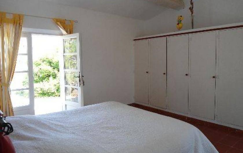 Location de vacances - Villa à Ramatuelle