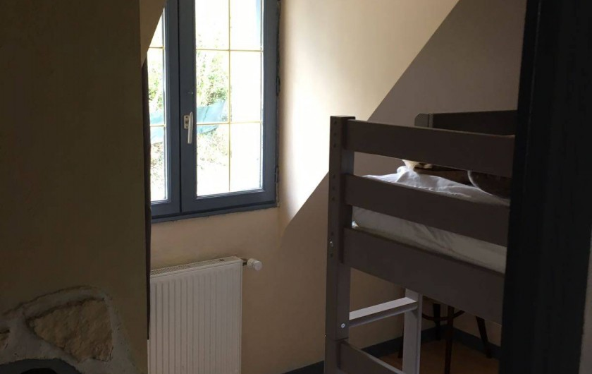 Location de vacances - Gîte à Sainte-Brigitte - Chambre 7 (Etage)
