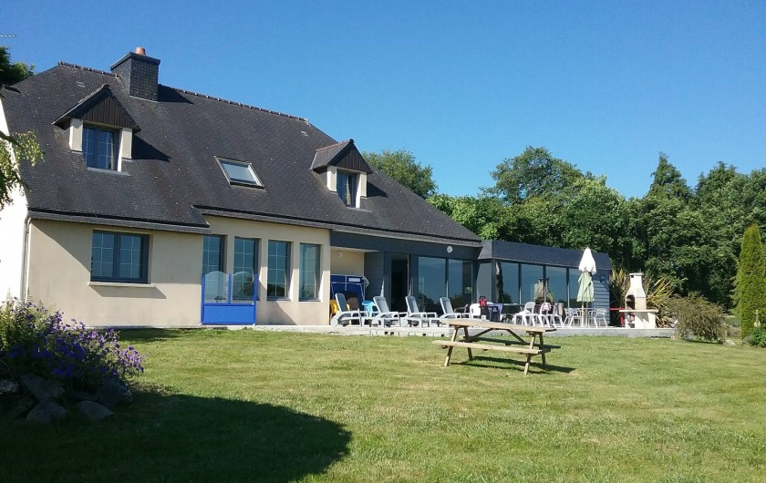 Location de vacances - Gîte à Sainte-Brigitte