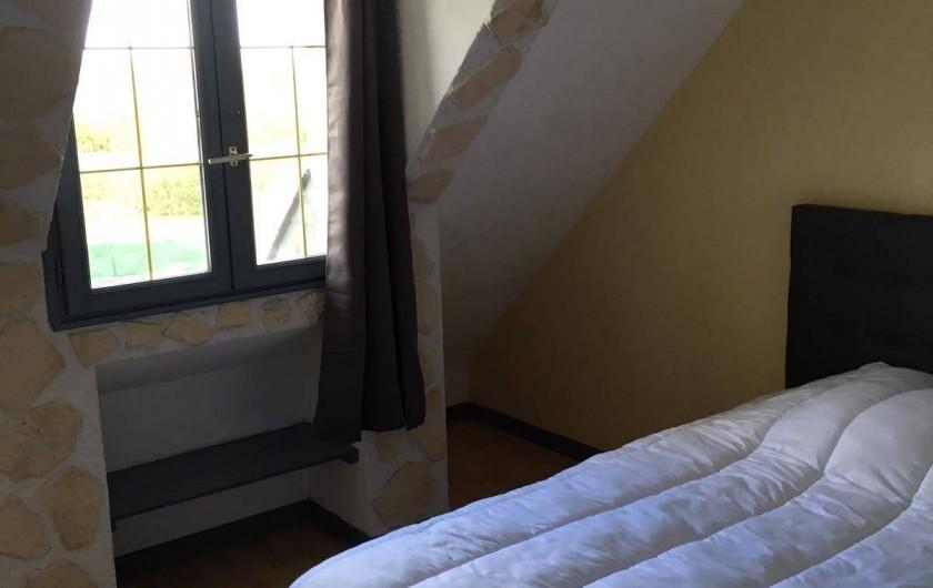 Location de vacances - Gîte à Sainte-Brigitte - Chambre 4 (Etage)