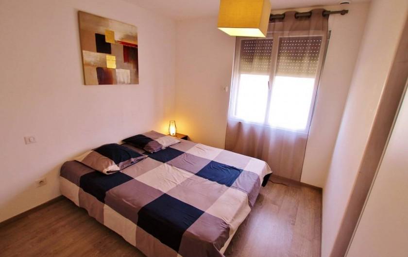 Location de vacances - Villa à Talmont-Saint-Hilaire - chambre double