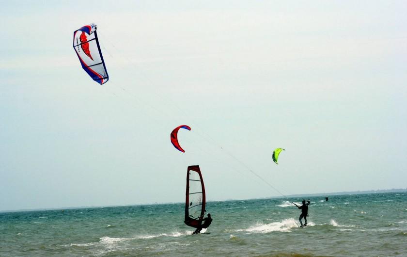 Location de vacances - Villa à Talmont-Saint-Hilaire - Kit surf au Veillon (1,5km)