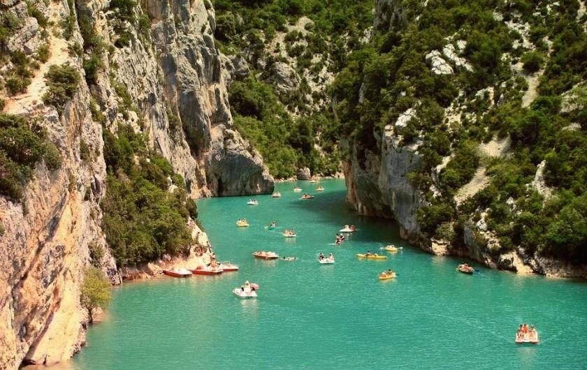 Location de vacances - Gîte à Saint-Martin-d'Ardèche