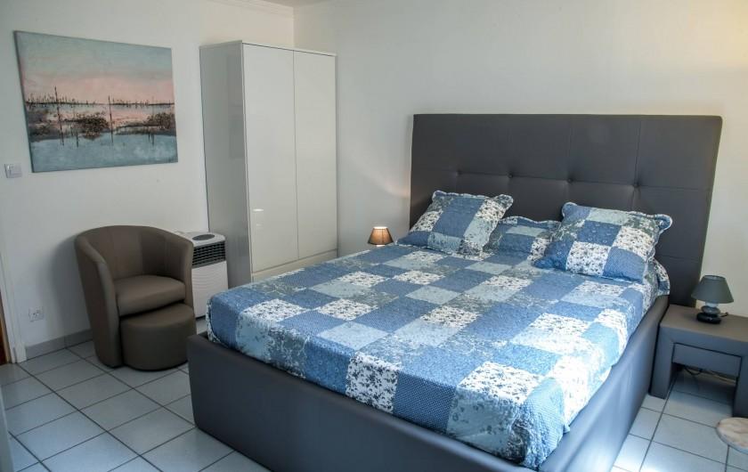 Location de vacances - Gîte à Béziers - Chambre d'hôtes CIEL D'HIVER