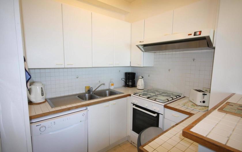 Location de vacances - Appartement à La Panne - Cuisine