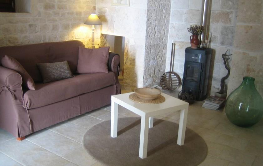 Location de vacances - Maison - Villa à Alberobello - Salon