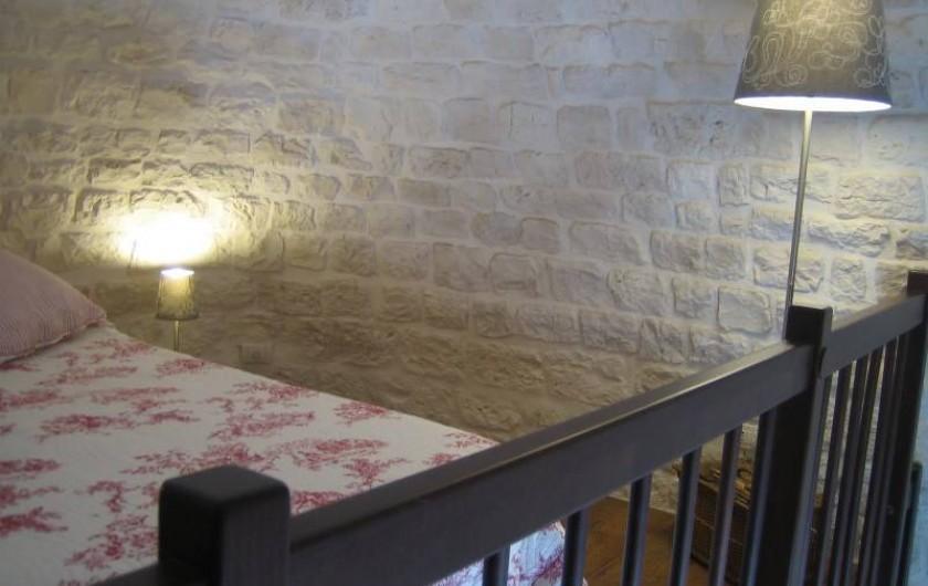 Location de vacances - Maison - Villa à Alberobello - Chambre à coucher