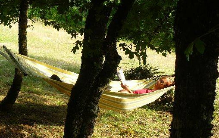 Location de vacances - Gîte à Lentillac-du-Causse - plusieurs coins pour se relaxer