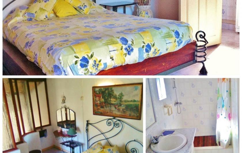 Location de vacances - Villa à Pereybere - Suite parentale Villa