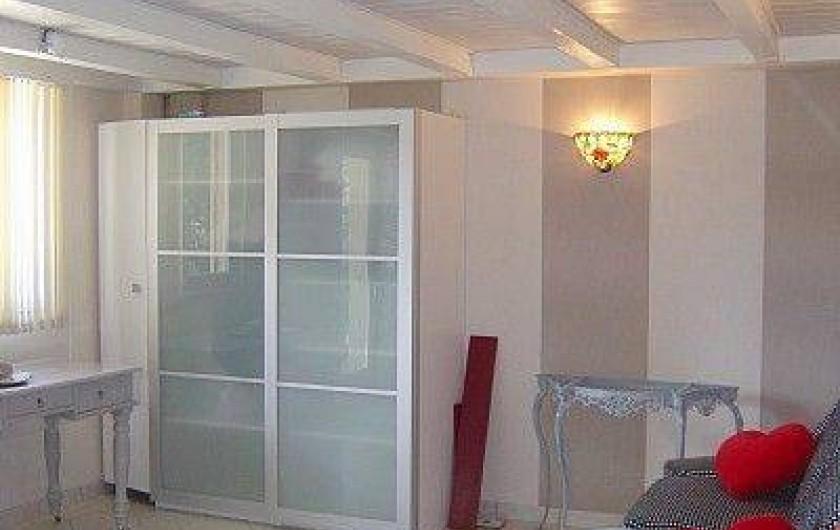 Location de vacances - Appartement à Esparron-de-Verdon - location N°2   séjour