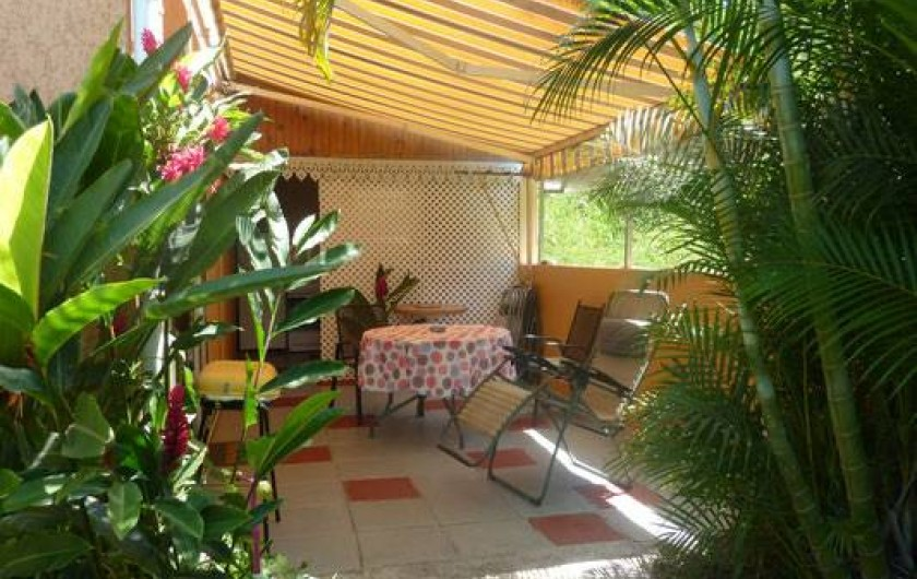 Location de vacances - Gîte à La Rivière Saint-Louis
